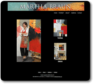 Martha Braun - Abstract Art