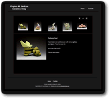 Virginia Jenkins - Clay Art