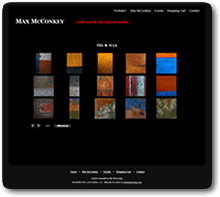 Max McConkey - Abstract Art