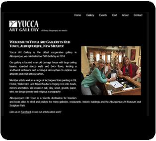 Yucca Art Gallery
